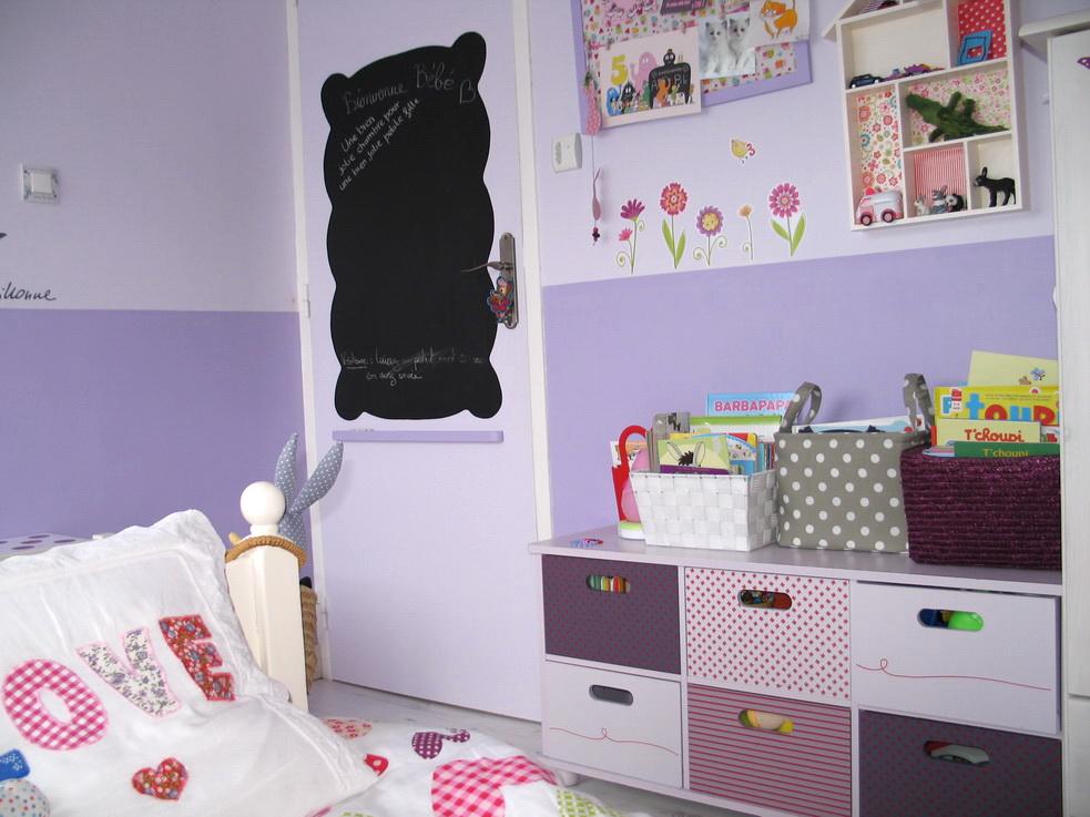 Une Chambre De Petite Fille Devenue Un Peu Grande Idees Et